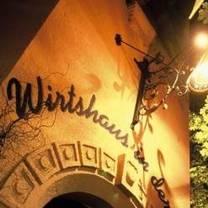 foto von wirtshaus in der au restaurant