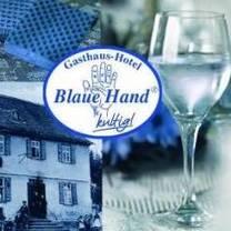 foto von gasthaus hotel blaue hand restaurant