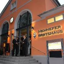 foto von hennefer wirtshaus restaurant