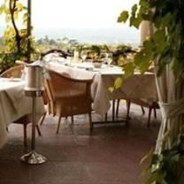 foto von burg restaurant schwarzenstein restaurant