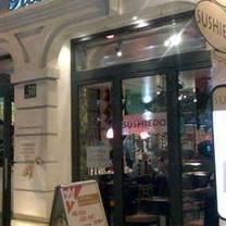photo of sushiedo restaurant