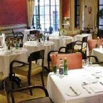 photo of stanhope bar & restaurant restaurant