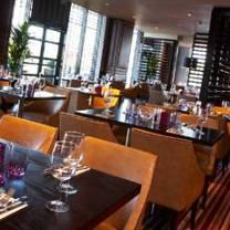 photo of village grill - village hotel liverpool restaurant