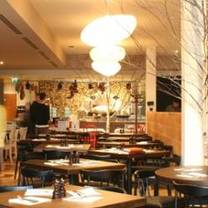 photo of zizzi - west end charlotte street restaurant