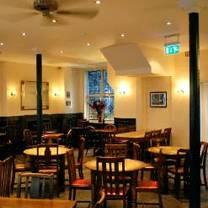 photo of the warwick pimlico restaurant