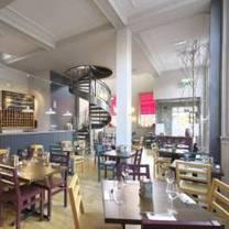 photo of zizzi - harborne restaurant