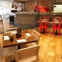 photo of zizzi - birmingham restaurant