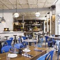 photo of pizza east - portobello restaurant