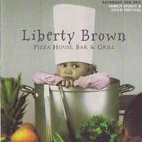 photo of liberty brown restaurant