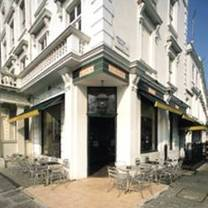 photo of goya pimlico restaurant