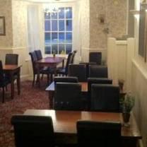 photo of the swan hotel restaurant