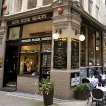 photo of bow wine vaults - restaurant restaurant