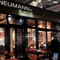 photo of neumanns bistro und weinbar grindelhof restaurant
