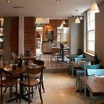 photo of zizzi - norwich restaurant