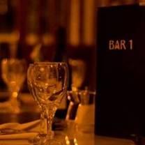 photo of bar 1 - ascot berkshire restaurant