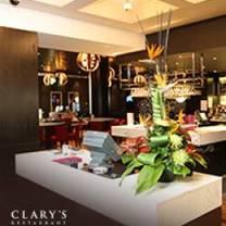 photo of clary's restaurant