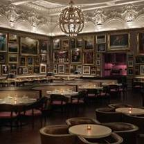 photo of berners tavern restaurant