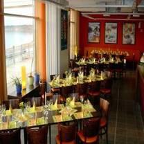 foto von kanu wildwasser-terrasse restaurant