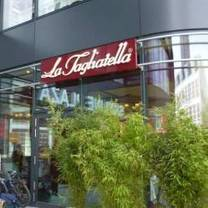 photo of la tagliatella frankfurt skyline restaurant