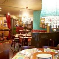 photo of buca di beppo - village hotel swindon restaurant