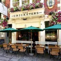 photo of cricketers restaurant