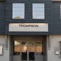 photo of thompson st albans restaurant