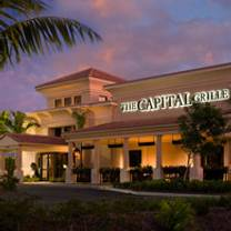 photo of the capital grille - naples restaurant