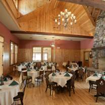 photo of timmer's resort restaurant