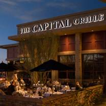 photo of the capital grille - scottsdale restaurant