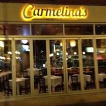 photo of carmelina's north end restaurant