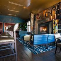 photo of blue grillhouse restaurant