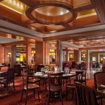 foto von bristol restaurant and bar - four seasons hotel boston restaurant