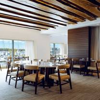 photo of mainsail at the marriott newport rhode island restaurant