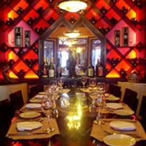 photo of jeff ruby's steakhouse restaurant
