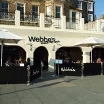 photo of webbes rockanore restaurant
