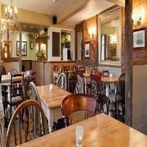 photo of the old inn restaurant