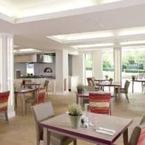photo of magnolia brasserie at sudbury house restaurant