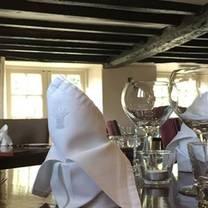 photo of the wheatsheaf at titchmarsh restaurant