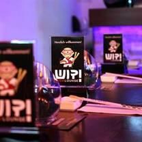 photo of wip! sushi lounge restaurant