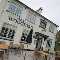 photo of the woodman inn restaurant