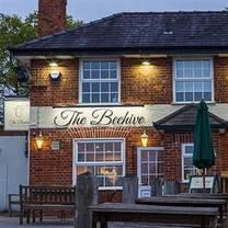 photo of the beehive white waltham restaurant