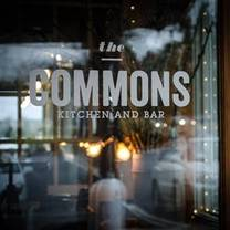 photo of the commons restaurant