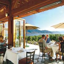 photo of quails' gate estate winery - old vines restaurant restaurant