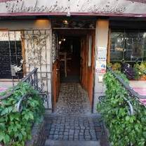 photo of uhlenhorster weinstube restaurant