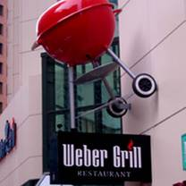 photo of weber grill - indianapolis restaurant