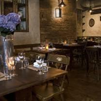 photo of aurora soho restaurant