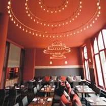 foto von mazza eimsbüttel restaurant