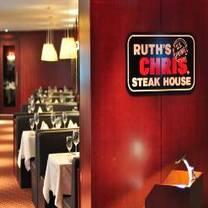 photo of ruth's chris steak house - marina bay restaurant