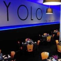 photo of yolo restaurant & lounge restaurant