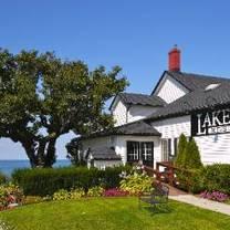 photo of lake house restaurant restaurant